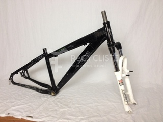 Used mountain bike Norco Wolverine (#V1901) photo #1